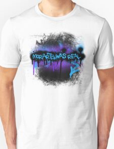 Moriarty was real (dusk) Unisex T-Shirt