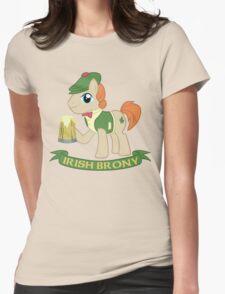 Irish Brony Womens Fitted T-Shirt