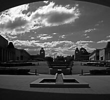 Bond University Gold Coast by Noel Elliot