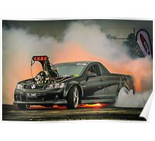 BLOWN Burnout Poster