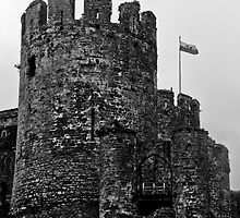 Conwy Castle  Conwy Wales by tunna