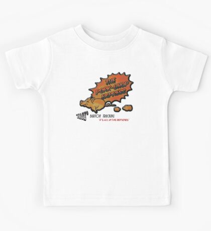 Pork Chop Express Kids Tee
