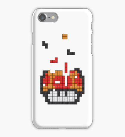 Super Mario Mushroom Pixel iPhone Case/Skin