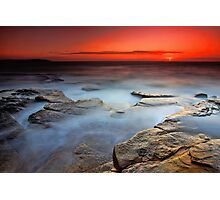 Dee Why Sunrise Photographic Print