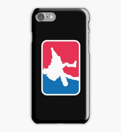 National Halo Association iPhone Case/Skin