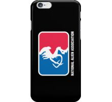 National Alien Association iPhone Case/Skin