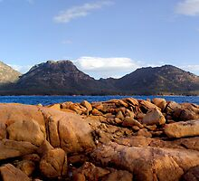 The Hazards - Coles Bay - Tasmania by Anthony Davey