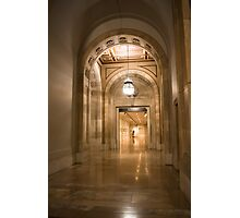 New York Public Library | South Wing Photographic Print