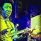 MUDDY WATERS by Terry Collett