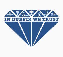 Dubfixx Diamond Blue One Piece - Long Sleeve
