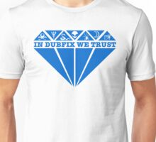 Dubfixx Diamond Blue Unisex T-Shirt