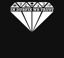 Dubfixx Diamond White Unisex T-Shirt
