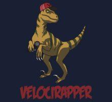 Velocirapper Kids Tee