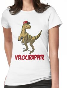 Velocirapper Womens Fitted T-Shirt