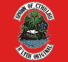 Spawn of Cthulhu - R'lyeh Original Baby Tee