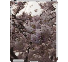 Off-White Cherry Blossoms iPad Case/Skin