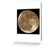 To the Moon Alice Greeting Card