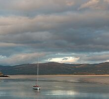An Evening In Aberdovey by Simon Hickie