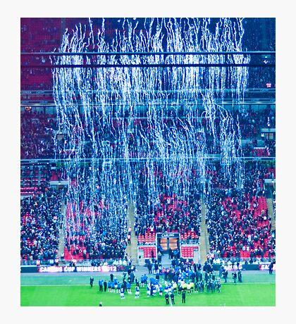 Champions Photographic Print