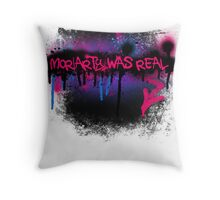 Moriarty was real (berry) Throw Pillow
