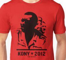 Kony 2012 (transparent) Unisex T-Shirt