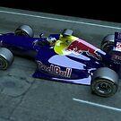 F1 grand prix car  by gordon anderson