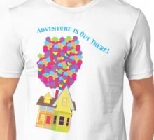 Balloon House Tee Unisex T-Shirt