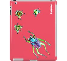 insect whisper iPad Case/Skin