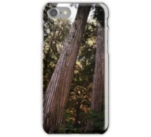 Two Trees iPhone Case/Skin
