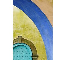 Portmeirion Archway and Door Photographic Print