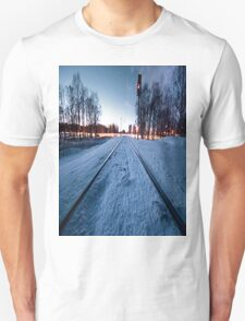 Look at the lights! Unisex T-Shirt