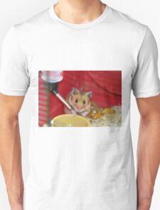 Hey, Du Unisex T-Shirt