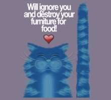 WILL IGNORE YOU Kids Tee