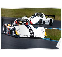 Nathan Brumby | Car 14 | Shannons Nationals 2012 Poster