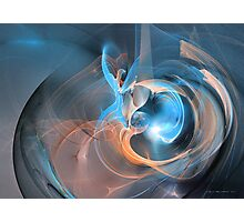 Blueberry soul Photographic Print