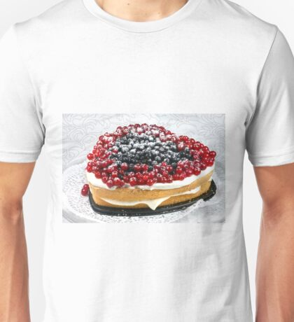 Berries and Biscuit Unisex T-Shirt