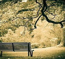 Invitation to sit by Emma  Gilette