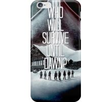 Who Will Survive? iPhone Case/Skin