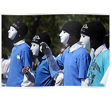 White Masks Poster
