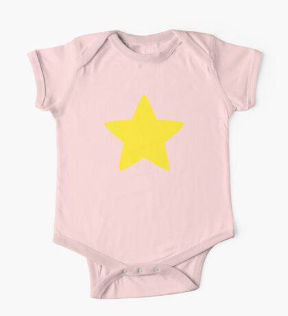 Steven Universe Star Shirt / Leggings *Accurate color* One Piece - Short Sleeve