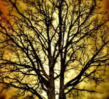 Creepy Tree Sticker