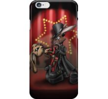 Dancing Bunnies iPhone cover iPhone Case/Skin