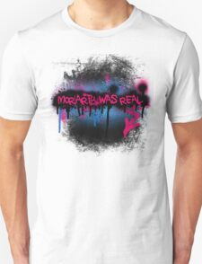 Moriarty was real (bubblegum) Unisex T-Shirt