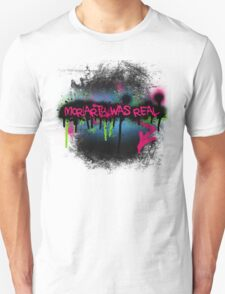 Moriarty was real (rave) T-Shirt