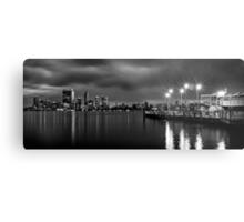 Perth City Skyline Metal Print