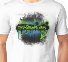 Moriarty was real (electric) Unisex T-Shirt