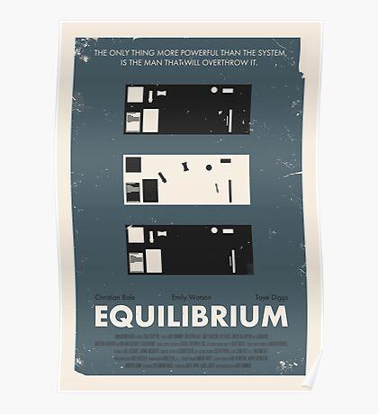 Equilibrium Poster Poster