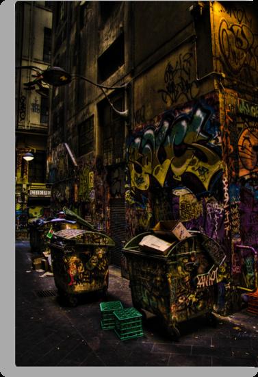 Degraves St 02 by John Ferguson