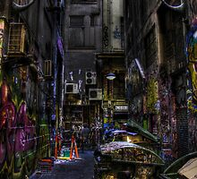Degraves St 07 by John Ferguson