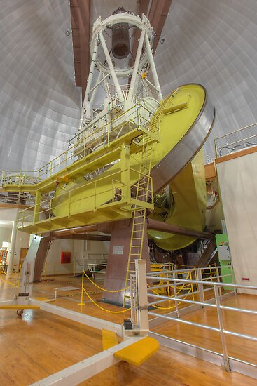 Anglo-Australian Telescope • Siding Spring • New South Wales by William Bullimore